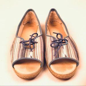 UGG Shoes - Ugg Open Toed Flats